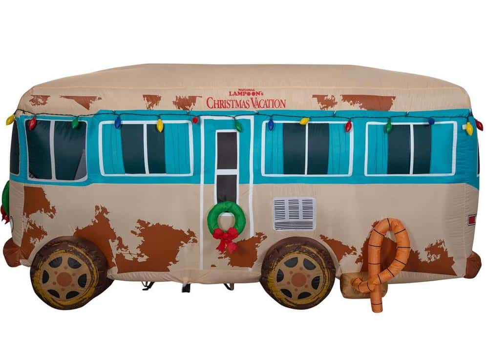 Christmas Vacation Rv.You Can Now Get A Giant Inflatable Christmas Vacation Rv