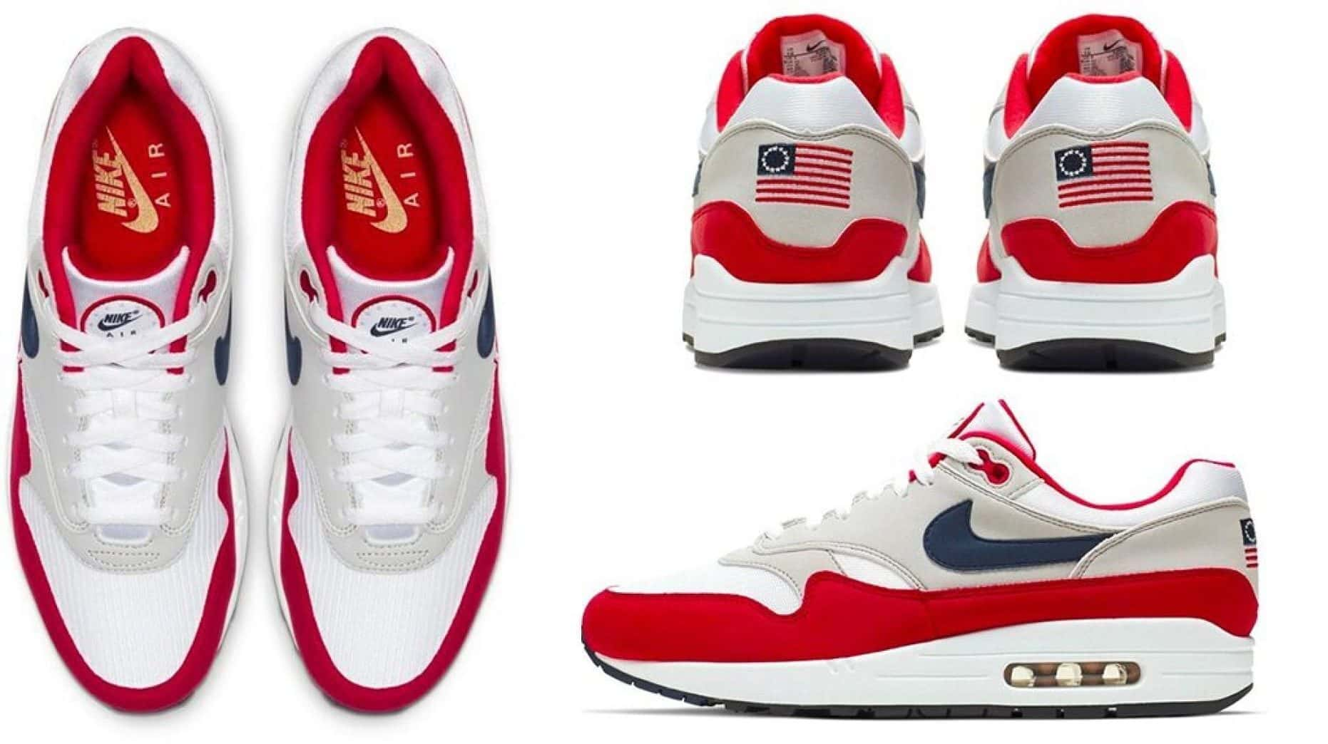Shoemaker Launches Own Betsy Ross